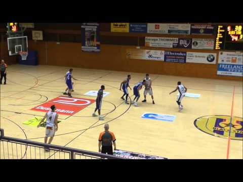 Jermale Jones Highlights 2015-16 Black Star Mersch....(Luxembourg)