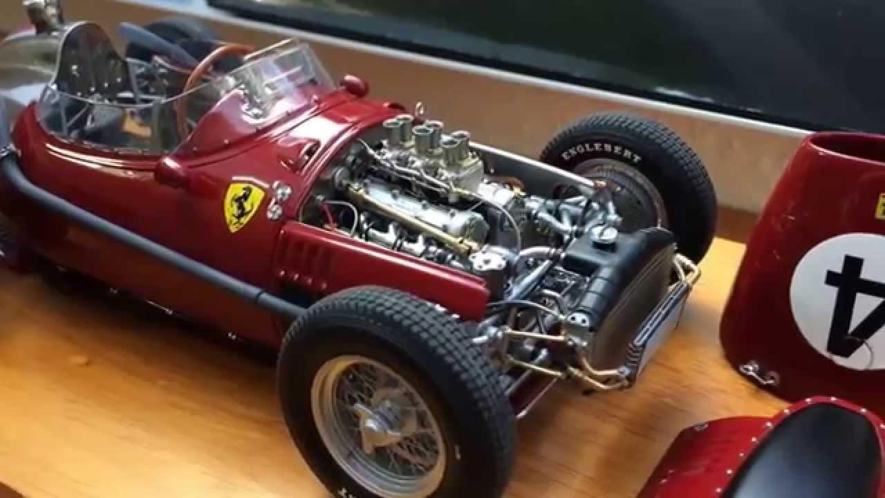 Exoto Xs Ferrari Dino 246 F1 1958 Youtube