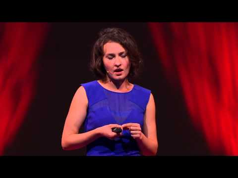 Theory of mind through the lens of algorithms | Andreea Diaconescu | TEDxZurich