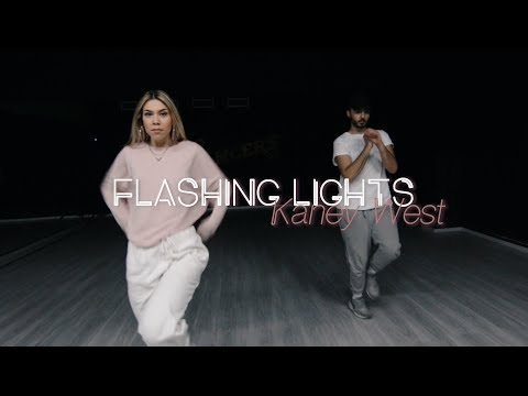 Flashing Lights - Kanye West | Mirsini And Zix Video Class