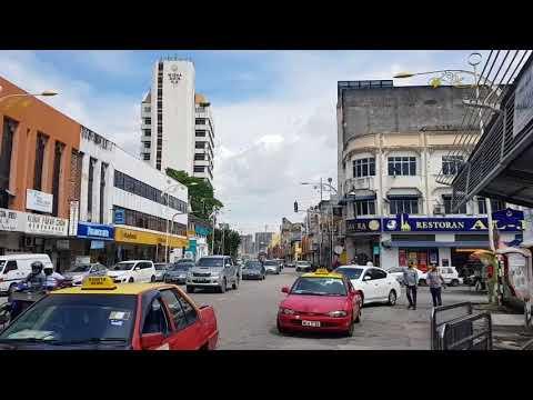 Old Trunk Road of Seremban-Malaysia (May 2018)