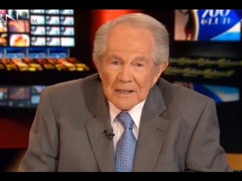 Pat Robertson: George Zimmerman Right to Follow Trayvon Martin for Wearing Hoodie