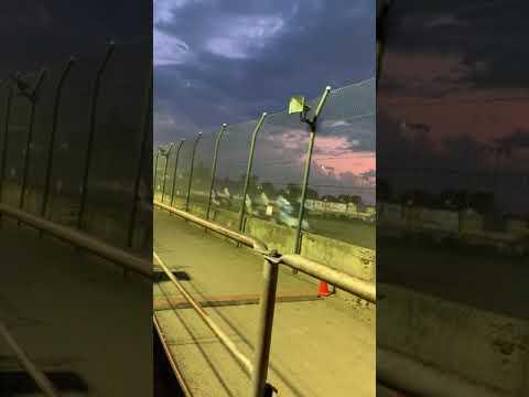 Ohio Fremont speedway wreak July 27 2019