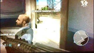 Goldeneye 007 Wii online gameplay at docks. #670.