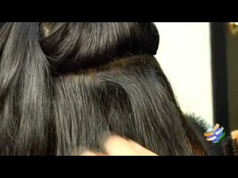How to fix Hair Extension