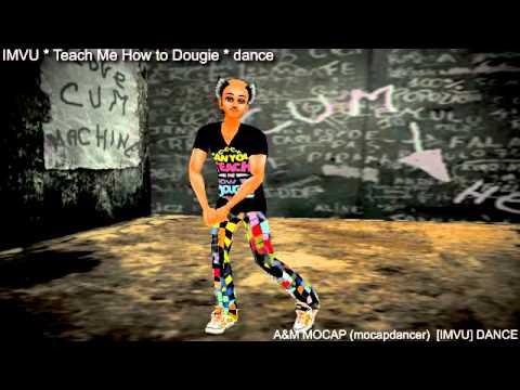 IMVU - Teach Me How To Dougie - 3D game dance animation
