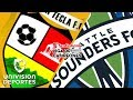 Santa Tecla 2-1 Seattle Sounders - RESUMEN + HIGHLIGHTS - CONCACAF Champions League