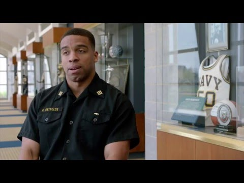Navy's Keenan Reynolds: Discipline, Integrity & Accountability | 2016 NFL Draft | NFL Network
