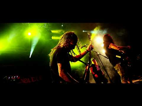 "Beholder ""Toxic Nation"" Live at Bloodstock Open Air 2011"