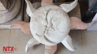 Artesanos de cantera y piedra de Dzityá, Yucatán