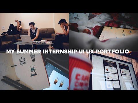 my-summer-internship-ui-ux-portfolio