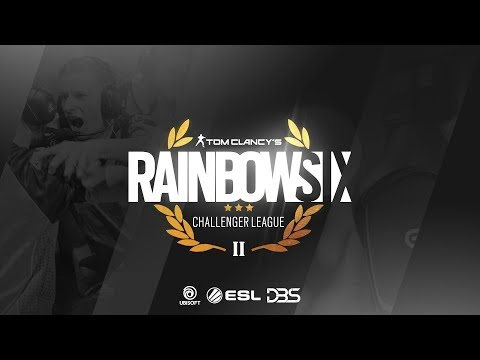 Rainbow Six - Challenger League | Y2S3 / Group Stage [16 октября]