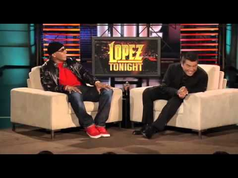 LL Cool J talks about WORKING with Michael Jackson on the George Lopez Show!