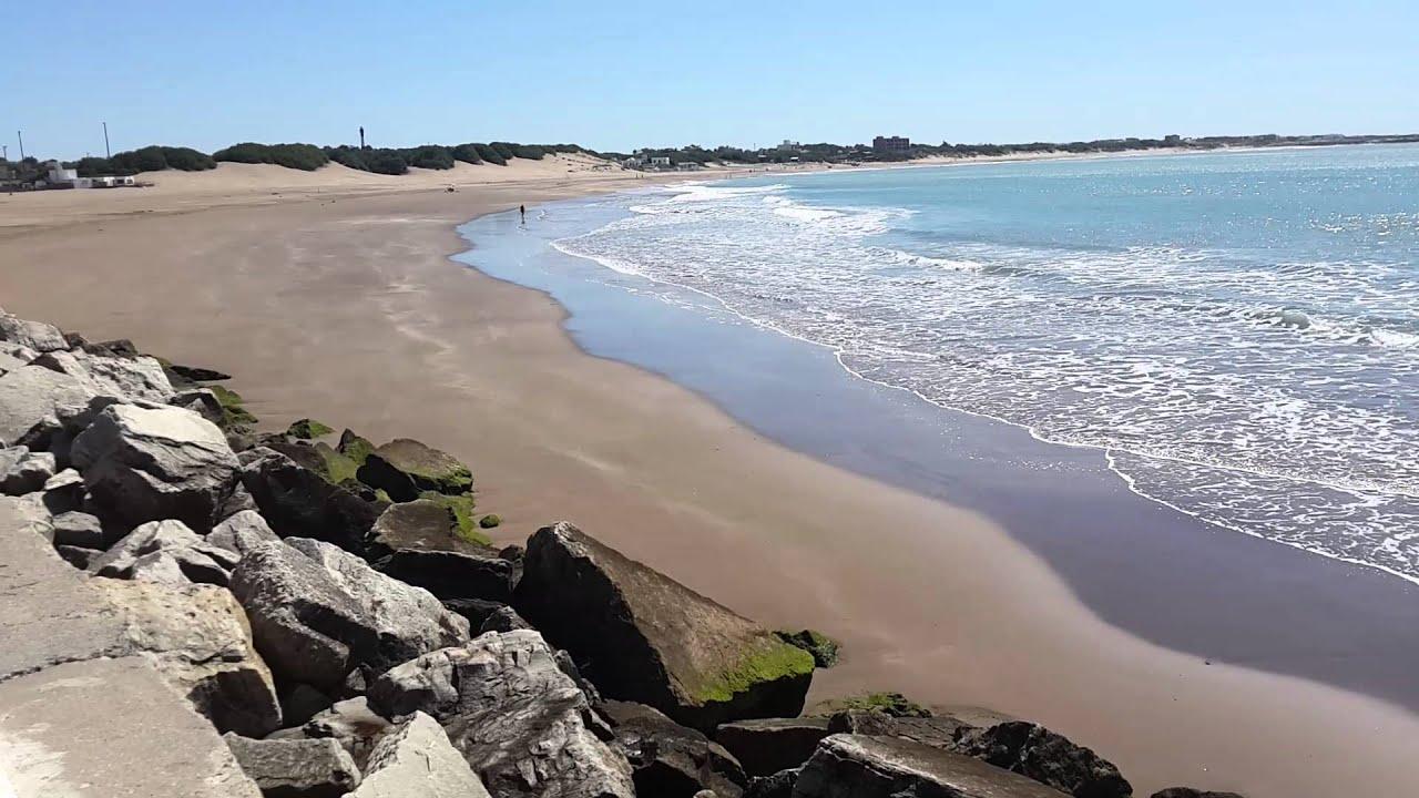 Playa de Quequén, Necochea, Buenos Aires