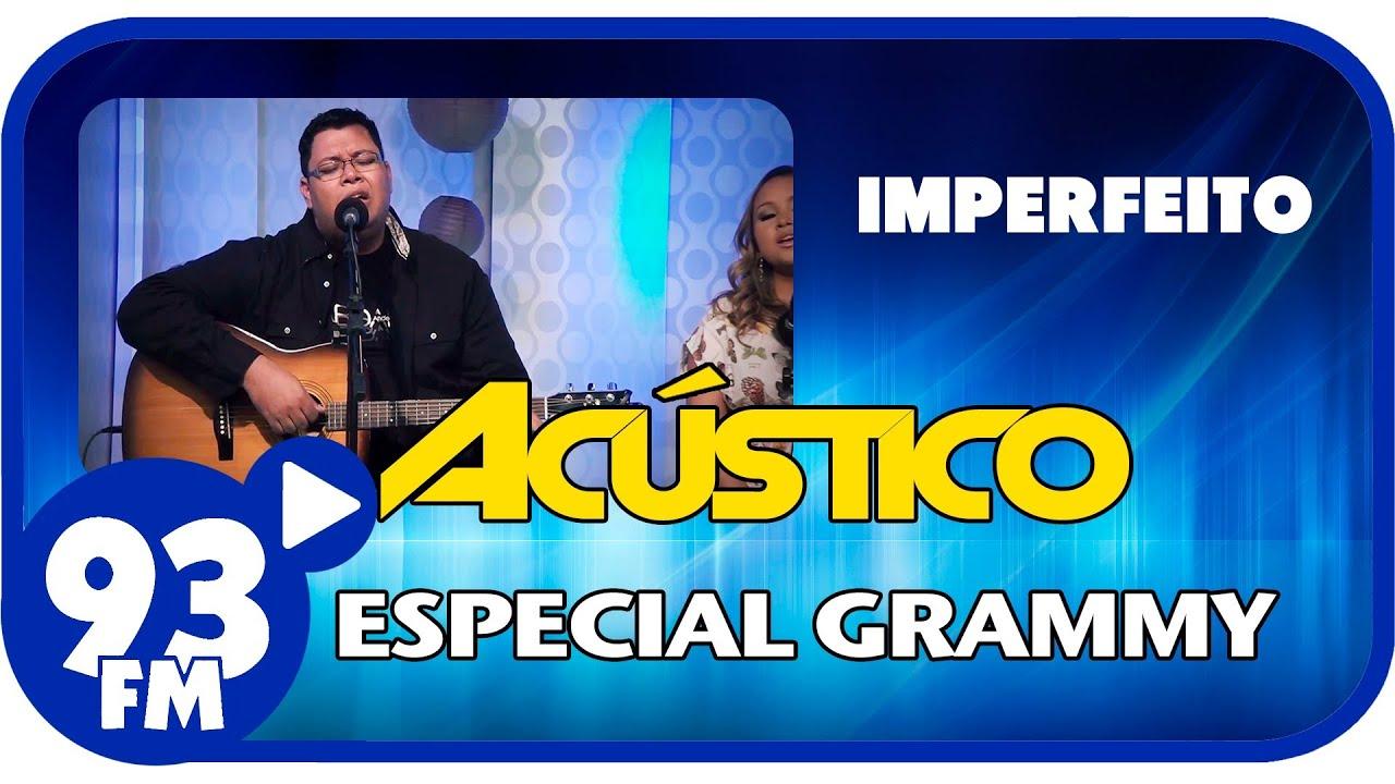 Anderson Freire - IMPERFEITO - Acústico 93 Especial Grammy - AO VIVO - Novembro de 2013