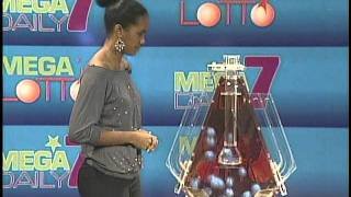 Suriname Electronic Lottery Draw 16-05-2011