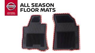 All-Season Floor Mats | Genuine Nissan Accessories thumbnail