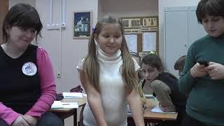 """Короткометражный фильм """"Новенький"""""""