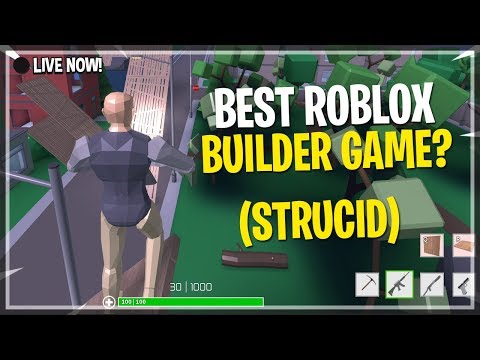 IS THIS the best Builder Game in Roblox? New Roblox Game ...