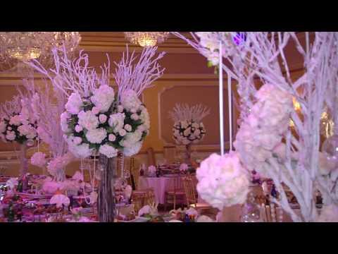 Winter Wonderland Wedding Beauty Decoration 2017 !!