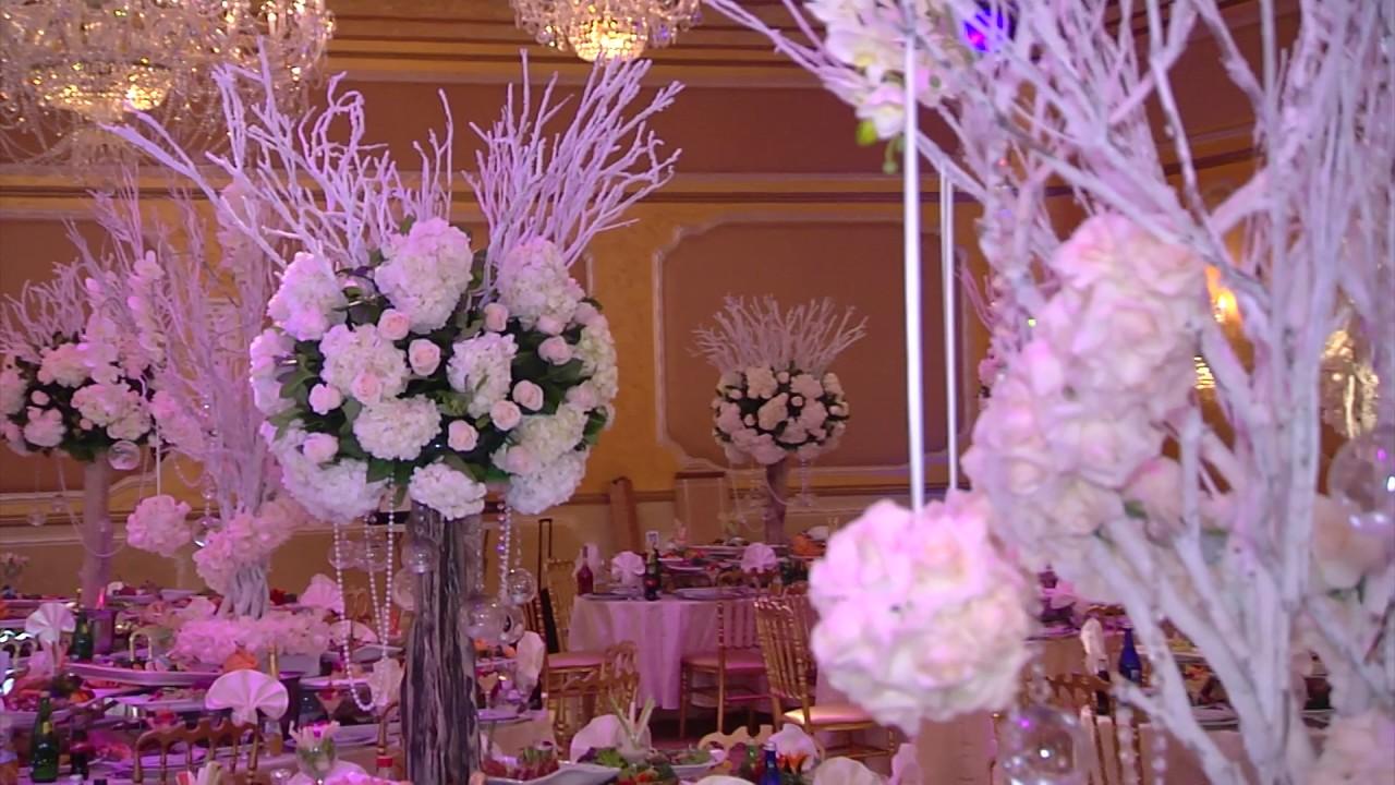 Winter wonderland wedding beauty decoration 2017 youtube winter wonderland wedding beauty decoration 2017 junglespirit Image collections