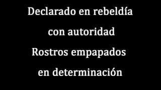 Rosendo - A remar (Vergüenza torera, 2013)