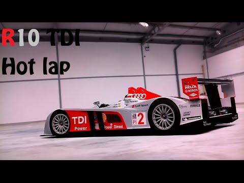 Audi R10 TDI | Hot lap | Forza 4