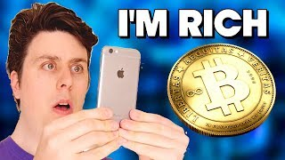 I Doubled my Money With BitCoin AGAIN - FUNKY MONDAY