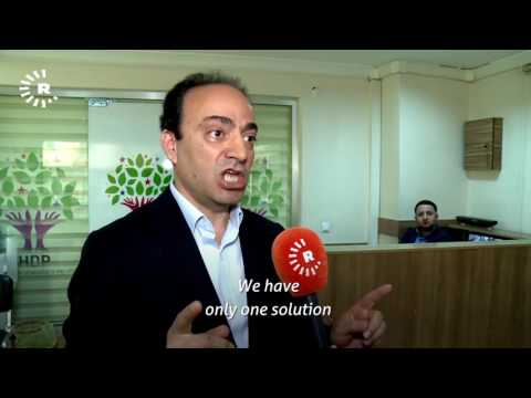 HDP's Osman Baydemir: policies in Ankara towards Kurds are one hundred years old