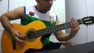 Lineu Lucas - Nightmare by Avenged Sevenfold (Acoustic guitar cover) [HD]