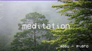 meditation - a chill lo-fi hip-hop mix for sleep/study/relax