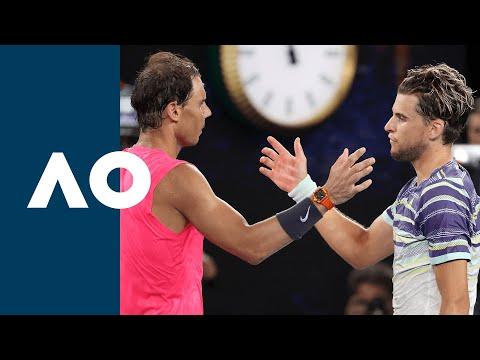 Rafael Nadal Vs Dominic Thiem - Extended Highlights (QF) | Australian Open 2020