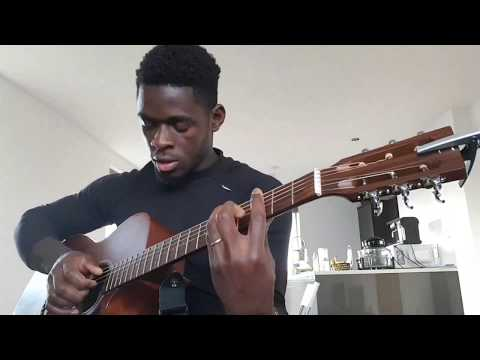 KiDi Ft Mayorkun & Davido - Odo Remix (Guitar Cover)