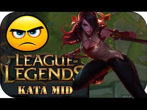 ICH SPIELE MEINEN HASSCHAMP!   League of Legends Gameplay deutsch