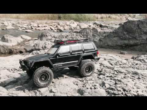 1.9 louise CR-GRIFFIN Tire Test at Scx10II