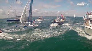 Around the world in a 6-Metres-Catamaran - Im offenen Sportkat um die Welt - Yvan Bourgnon