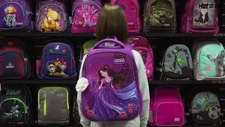Обзор школьного каркасного рюкзака ???? #Kite #Education 19-531