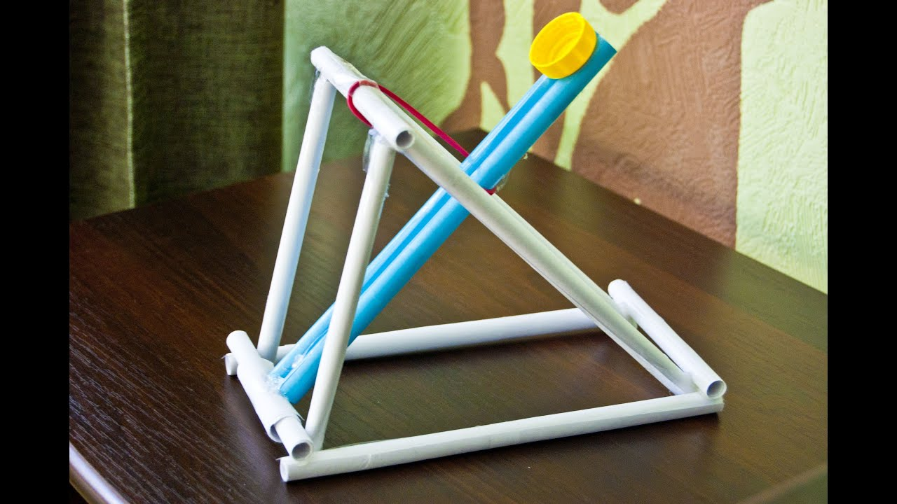 How to Make a Paper Catapult Youtube