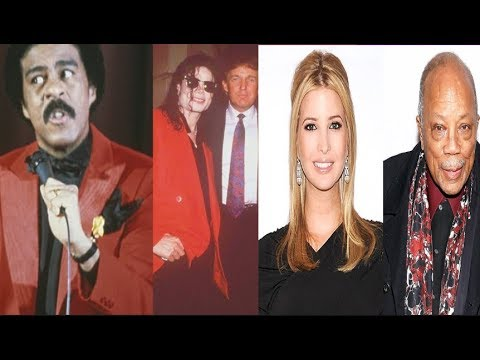 Quincy Jones SPILLS ALL THE TEA on Richard Pryor, Marlon Brando, Michael Jackson & Ivanka Trump!!