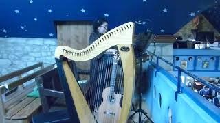 Ave Maria Gounod - Cithare et voix - Cérémonie Mariage Bretagne