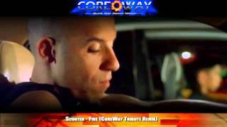 Scooter - Fire (CoreWay Tribute Remix)