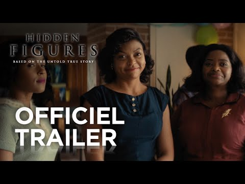 Hidden Figures International Trailer 1 Danmark Youtube
