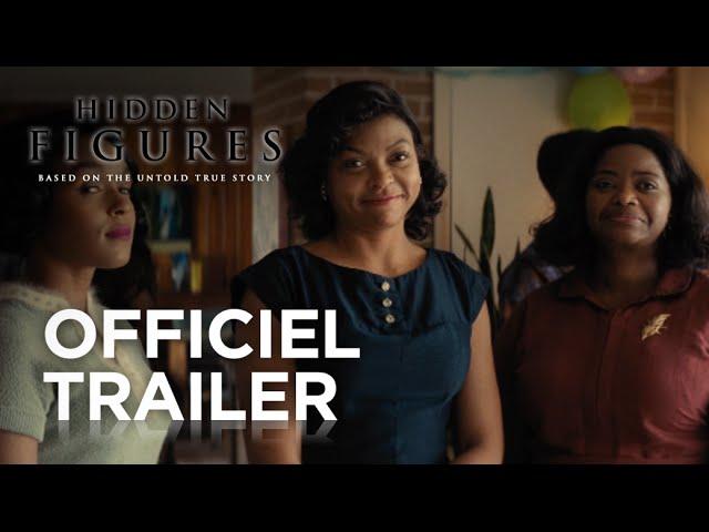 Hidden Figures | International Trailer #1 | Danmark