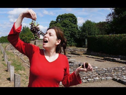 Do As the Romans Did - Usk and Caerwent Walks in Wales