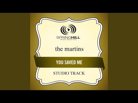 You Saved Me (Studio Track w/ Background Vocals)