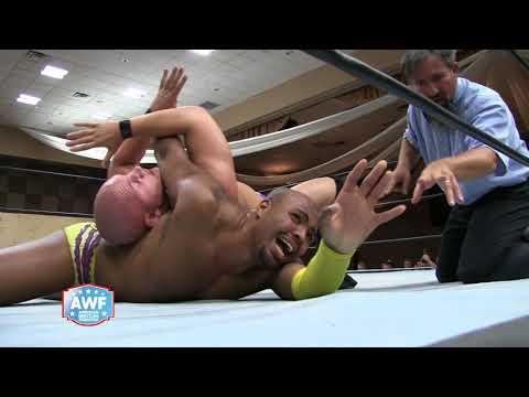 AWF on 45TV - Episode 120 (JDX vs Widowmaker vs Jake Andrews, AJ Larocque vs Angel Dorado)