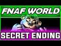 FNAF World CHIPPER ENDING *SECRET* | Chipper's Revenge Boss | FNAF World Ending Gameplay