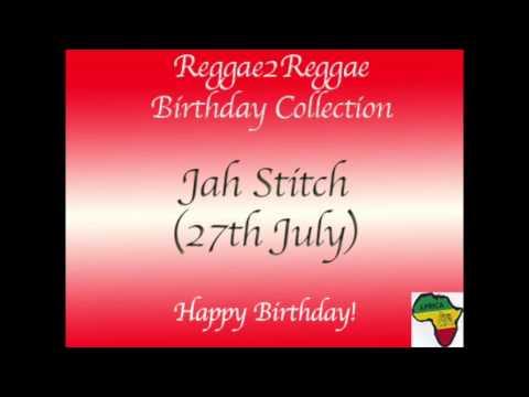 R2R Special: Happy Birthday, Jah Stitch!