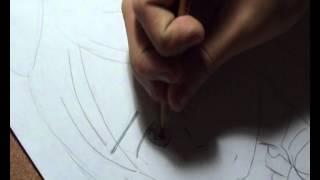 Speed Drawing: Hetalia - Belarus