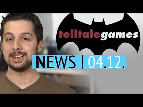 Telltale macht Batman-Spiel - Kojima-Skandal auf den Game Awards - News